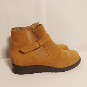 Keds suede boot size